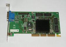 DELL 00040u 073rgy NVIDIA RIVA tnt2 modello 64 32mb Scheda video AGP