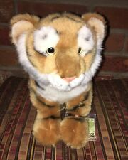 WEBKINZ SIGNATURE ENDANGERED BENGAL TIGER with CODE
