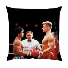 Rocky vs Ivan Drago Rocky 4 Cushion
