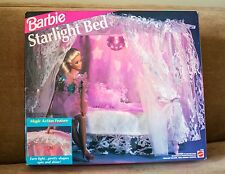 Vintage Barbie Starlight Bed Set 1991 New in Sealed Box