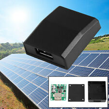 DIY 5V 2A Solar Panel Fold Bag USB Junction Box Special Fr MP5 Phone Charger New