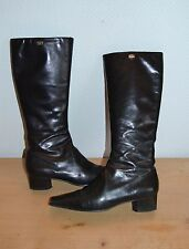 Original BUFFALO London Damenstiefel Stiefel Gr. 38 schwarz