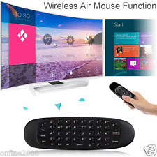Wireless Remote Control Keyboard Fly Air Mouse 2.4G For Android TV Box XBMC
