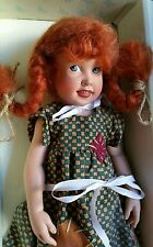Helen Kish & Company 1998 Pippi Longstocking Doll Mint In Box!