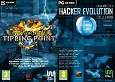 Fate of The World - Tipping Point & hacker evolution collection  new&sealed