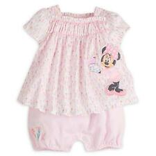 Minnie Mouse Floral Romper for Baby NWT Disney Size 12-18 Months