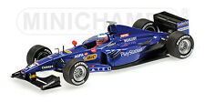 MINICHAMPS 990119 PROST AP02 F1 model car J Button 1st test Barcelona 1999 1:43