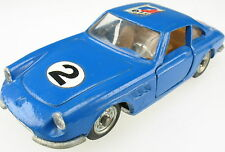 POLITOYS EXPORT 562 - FERRARI 330 GTC - blau - 1:43 - Model Car