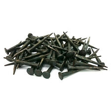 Hand Forged Iron Nails 65mm x 80 pieces Rose Head Nails Wrought Iron Nails