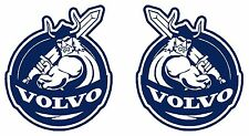 Volvo Viking Decal / sticker - truck car