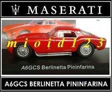 1/43 - Maserati 100 Years Collection : A6GCS BERLINETTA PININFARINA [1954]