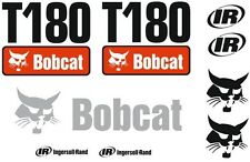 (ORIGINAL LOOK) BOBCAT T180 FULL DECAL STICKER SET KIT SKID STEER