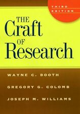 The Craft of Research Third Edition