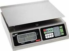 NEW 40 LBS. CAPACITY DELI FOOD MEAT COMPUTING  DIGITAL SCALE NO BUILT IN PRINTER