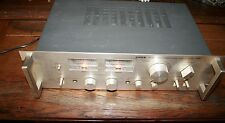 FISHER INTEGRATED STEREO AMPLIFIER MODEL CA-7000 JAPAN