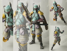 Movie Star Wars Samurai Ronin Boba Fett Meisho Realization Figurine No Box