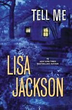 Tell Me, Jackson, Lisa, New Books