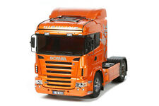 Tamiya 56338 1/14 RC Tractor Truck Scania R470 4x2 Highline Orange Edition