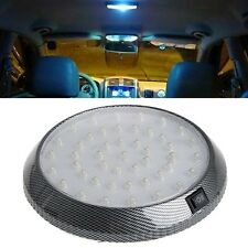 1pair  White 12V 46-LED Car Vehicle Interior Indoor Roof Ceiling Dome Light Lamp