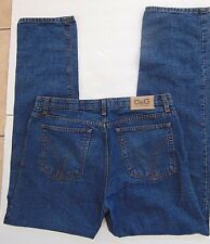 DOLCE & GABBANNA Men's Jeans Size 52 IT 36 US