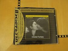 John Lennon Yoko Ono - Double Fantasy - MFSL Gold CD