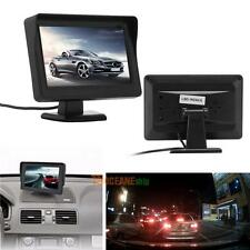 "CAR REAR VIEW KIT 4.3"" TFT LCD MONITOR + NIGHT VISION CAR REVERSING CAMERA"