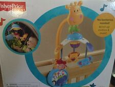 Fisher-Price Discover 'n Grow 2-in-1 Musical Mobile ~NEW~