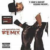 P. Diddy & Bad Boy Records Present...-We Invented Remix Cd Album