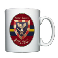 4 Artillery Regiment - SADF - Personalised Mug