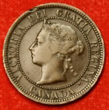 1888 CANADA LARGE CENT PENNY GREAT COLLECTOR COIN GIFT * L@@K *$ CALC77