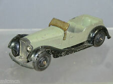 "DINKY MODEL No.36e BRITISH SALMSON - SEATER SPORTS CAR ""GREENISH GREY VERSION"""