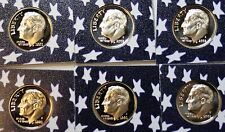 2002 S 10C Proof Roosevelt Dime - Free Shipping