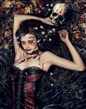 VICTORIA FRANCES POSTER (40x50cm) GOTHIC NEW LICENSED ART