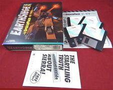 PC DOS: Metaltech: Earthsiege - Speechpack - Dynamix 1994