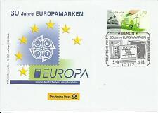 Erlebnis Briefmarken - 60 Jahre Europamarken - Auflage 1000 Stück/193