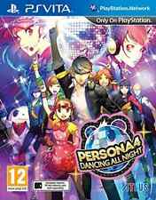 Vita-Persona 4: Dancing All Night /Vita  GAME NEW