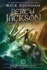 Percy Jackson & the Olympians: The Lightning Thief Bk. 1 by Rick Riordan...