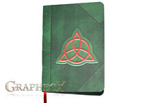 Book of Shadows inspired Charmed personalized journal notebook
