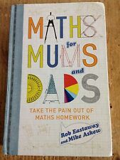 Maths For Mins And Dads By Mike Askew, Rob Easy way Hard Back