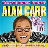 Alan Carr - Tooth Fairy Live (2007)  CD NEW/SEALED  SPEEDYPOST