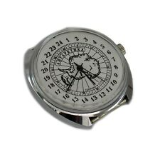 Russian Mechanical watch 24 hr military dial POLAR ANTARCTICA PENGUIN (0634)