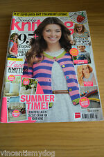 SIMPLY KNITTING MAGAZINE * ISSUE 122 * JULY 2014 *