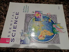 ESSENTIAL SCIENCE BY NELSON KS3 VERY GOOD CONDITION