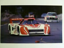1984 March Porsche 82G Race Car Print, Picture, Poster RARE!! Awesome L@@K