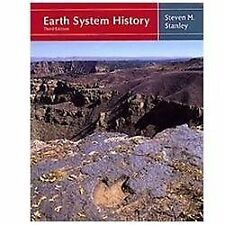 Earth System History : W/Free Online Study Center by Steven M. Stanley (2008,...