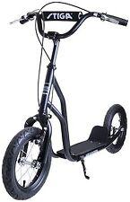 """Stiga Scooter AIR 12"""" Räder mit Luftreifen Air Wheels Roller Fahrrad Kickboard"""