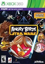 New a Great Game Angry Birds Star Wars - Xbox 360 Perfect Gift for you Child