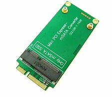 ASUS Eee PC 3x7cm Mini PCI-E SATA a 3x5cm Convertidor Adaptador SSD de MSATA TARJETA
