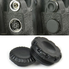 10-Pin Remote+Flash PC Sync Flash Shutter Terminal Cap Cover For Nikon D700 D200