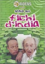 Dvd video **RIDENS PRESENTA ~ SPARA SUI FICHI D'INDIA** nuovo sigillato